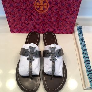 Tory Burch Moore sandal/ size11 NWT